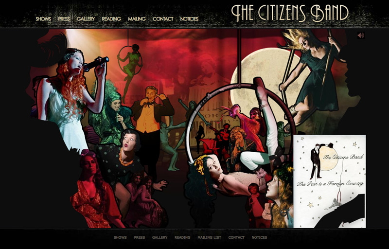 Citizen Band website